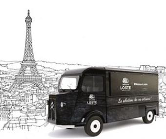 food truck Maison Loste à Paris